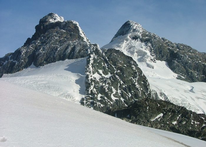 Rwenzori Margherita Peak